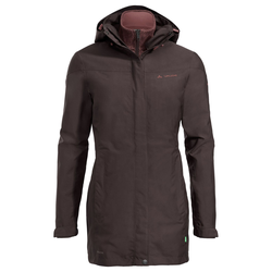 VauDe Damen Idris 3in1 Parka II, 38