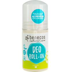 Natural Deo Roll-On Aloe Vera