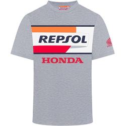 GP-Racing Repsol Big T-Shirt, grau, Größe 2XL