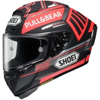 Shoei X-Spirit II Marquez Black Concept TC-1