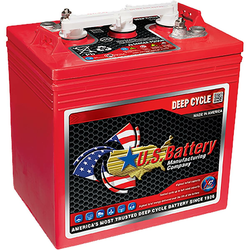 US Battery 125 XC2 6V Versorgungsbatterie 240Ah