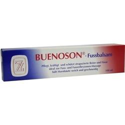 BUENOSON Fußbalsam 100 g