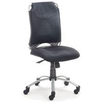 Mayer Sitzmöbel Spirit ohne Armlehnen schwarz / schwarz