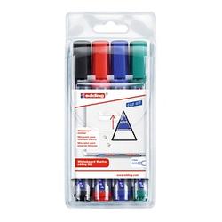 4 edding 363 Whiteboard-Marker farbsortiert 1,0 - 5,0 mm