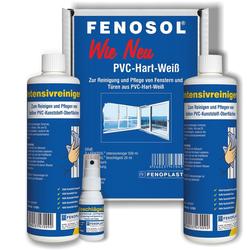 FENOPLAST Fenosol WIE NEU PVC Hart WEISS Fensterpflegeset