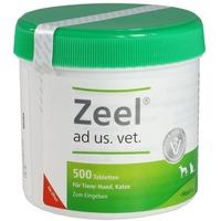 Heel Zeel ad us. vet. 500 St.