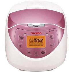 Cuckoo CR-0631F Reiskocher Weiß, Pink