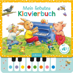arsEdition Mein liebstes Klavierbuch