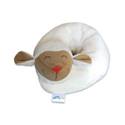 Nackenkissen, Baby Nackenkissen Schaf, 65 cm x 10 cm, Theraline