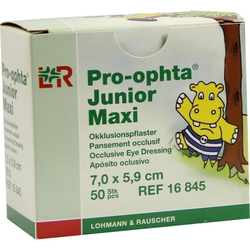 Pro-ophta Junior Maxi Okklusionspflaster