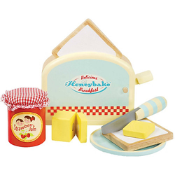 Honeybake Toaster and Toast bunt