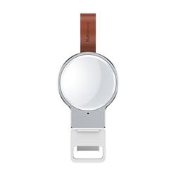 Baseus Baseus Dotter Qi Wireless Charger Ladegerät Kabellos Laden magnetisch Pad kompatibel mit Apple Watch iWatch 1 / 2 / 3 / 4 Wireless Charger