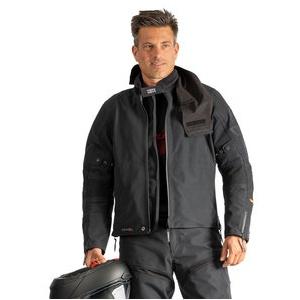 rukka Armarone Herren Textiljacke schwarz 56