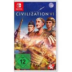 Sid Meiers Civilization VI Nintendo Switch USK: 12