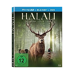 Halali - DVD  Filme