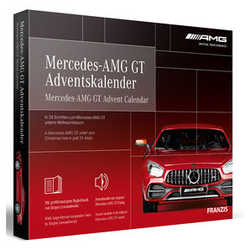 Mercedes-AMG GT Adventskalender 2020