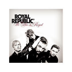 Royal Republic - We Are The (CD)