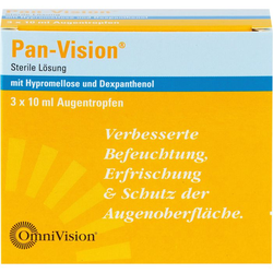 PAN-VISION Augentropfen 30 ml