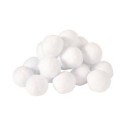 EDUPLAY Spielball Schneebälle, 20er-Set