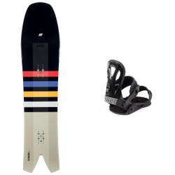 K2 Snowboard - Pack Cool Bean 2020 - Snowboard Sets inkl. Bdg.
