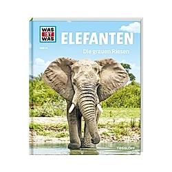 Elefanten. Die grauen Riesen. Andrea Weller-Essers  - Buch