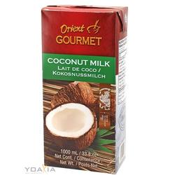 Orient Gourmet Kokosnussmilch