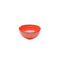 Creatable Dipschale Nature Collection in rot, 11,5 cm