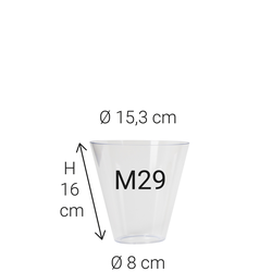 Echtglas M29