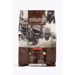 Berliner Kaffeerösterei Espresso Supremo Bio 1kg