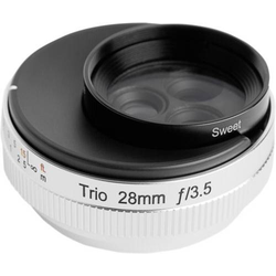 Lensbaby Trio 28 Sony E Tele-Objektiv f/3.5 28mm