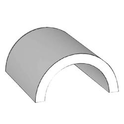 BRULApor Gewölbeaufsatz R170