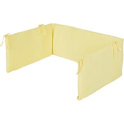 Nestchen Kinderbetten, Jersey, gelb  Kinder