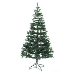 Europalms 83500110 Künstlicher Weihnachtsbaum Tanne Grün mit Ständer