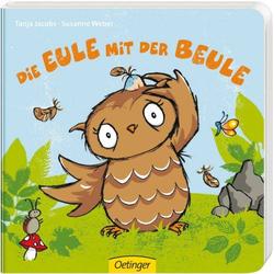 Oetinger Verlag PP Eule mit der Beule