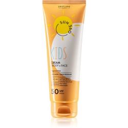 Oriflame Sun 360 Sonnencreme für Kinder SPF 50 125 ml