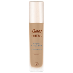 Luvos Naturkosmetik Bronze BB Cream 50ml Damen
