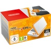 Nintendo New 2DS Konsole XL weiß, orange