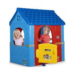 Feber® Spielhaus Paw Patrol Haus - Spielhaus für drinnen und draußen 86x124x108, Paw Patrol Spielhaus für drinnen und draußen - UV Beständig
