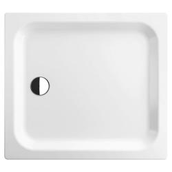 Bette Supra Quadrat - Duschwanne 100 x 100 x 6,5 cm… Weiß, mit AntiRutsch