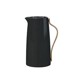 Stelton Emma Thermoskanne für Kaffee 1,2 L scharz