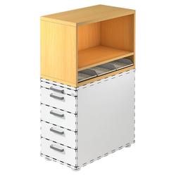 SIGNA SCA1 - Rollcontainer Buche