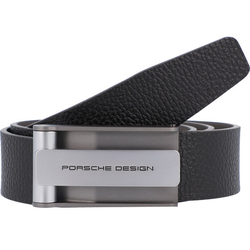Porsche Design Hook Gürtel Leder black 85 cm