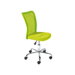 Inter Link Schreibtischstuhl Drehstuhl AIKE, blau grün