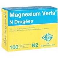 VERLA Magnesium Verla N Dragees 100 St.