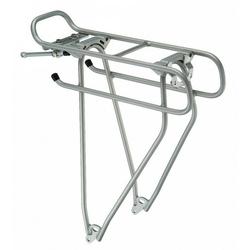 racktime Fahrrad-Gepäckträger System-Gepäckträger Racktime Addit silber, 26-28',