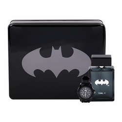 DC Comics Batman Set Edt 75 ml + Uhr für Kinder