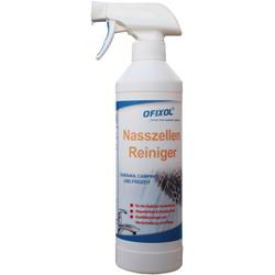 Ofixol Nasszellenreiniger, Reinigt und pflegt mit frischem Duft, 500 ml - Flasche