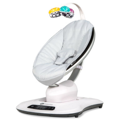 4moms Babywippe mamaRoo 4 Classic Grey