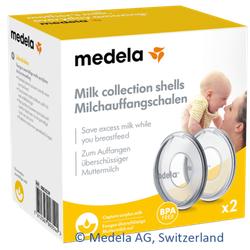 MEDELA Milchauffangschalen 2 St