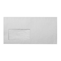 100 DL Briefumschläge NK m.F. grau 75g